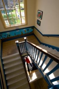 1116 interior stairway dismissal